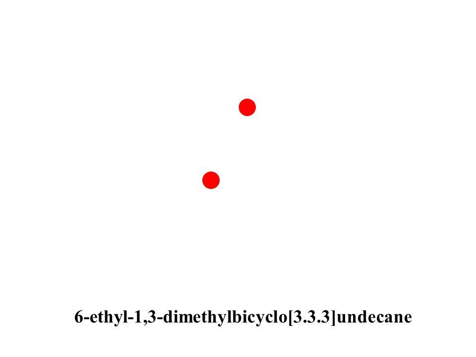 6-ethyl-1,3-dimethylbicyclo[3.3.3]undecane